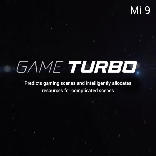 game turbo xiaomi