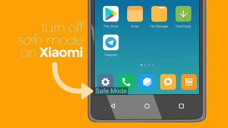 Что такое безопасный режим Xiaomi